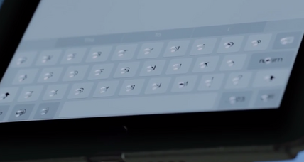 With Phorm, physical keys grow on your iPad Mini