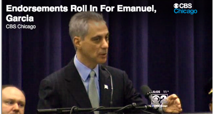 Chicago Mayor Rahm Emanuel will have to answer for city's fiscal free fall (+video)