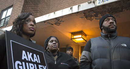 NY police officer indicted for killing unarmed man in housing complex