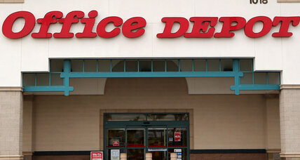 Staples to buy rival Office Depot in $6 billion deal