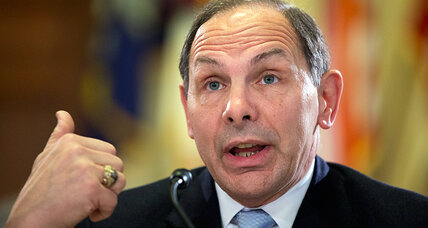 Does VA Secretary Robert McDonald have a 'Brian Williams problem'?