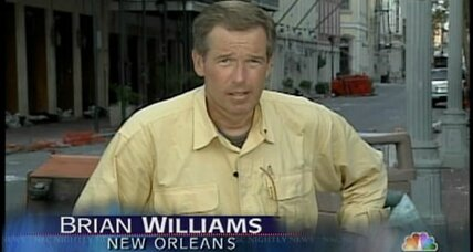 Does Brian Williams have Black Hawk wreckage? No way, says former Navy SEAL.