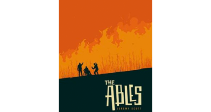 Why is the forthcoming book 'The ABLES' already appearing on bestseller lists?