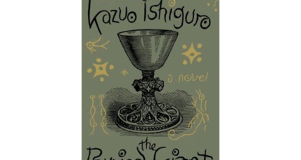 Kazuo Ishiguro's 'The Buried Giant' receives mixed early reviews