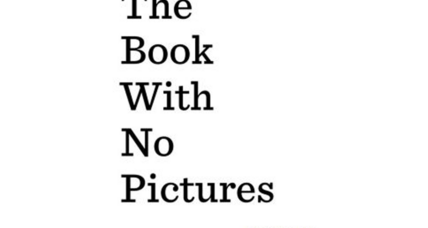 B.J. Novak's 'The Book with No Pictures' continues to top bestseller lists