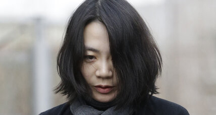 Prosecutors seek jail for former Korean Air exec who 'threw nutty' over nuts (+video)