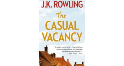 J.K. Rowling's 'The Casual Vacancy' TV adaptation will premiere in the US this April