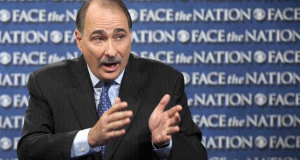 David Axelrod: better 'believer' than author?