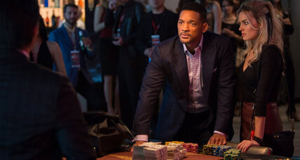'Focus' seems more like a travelogue than a caper film