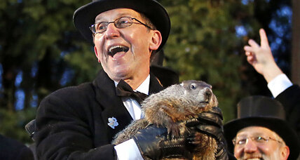 Why N.H. police issued an arrest warrant for Punxsutawney Phil (+video)