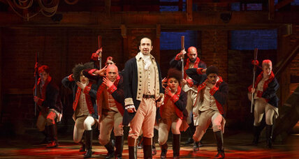 'Hamilton': The well-reviewed hip-hop musical is coming to Broadway