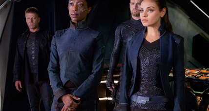 'Jupiter Ascending': The nutty movie isn't exactly 'The Matrix'