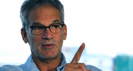 'Into the Wild' author Jon Krakauer will write a book about sexual assaults on campus