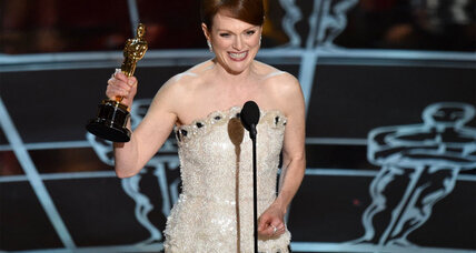 Julianne Moore: The veteran nominee triumphs in a year of newbies (+video)