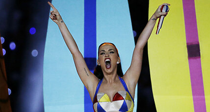 Will Katy Perry get a Super Bowl sales boost? (+video)