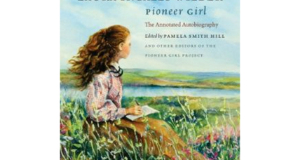 Laura Ingalls Wilder's autobiography boasts big sales