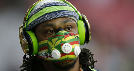 Marshawn Lynch: Some NFL peers aren't impressed by off-field show (+video)