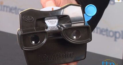 Can Google make Mattel's View-Master cool again?