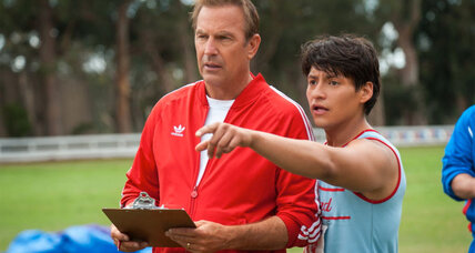 'McFarland, USA': Star Kevin Costner is excellent as a high school coach (+video)