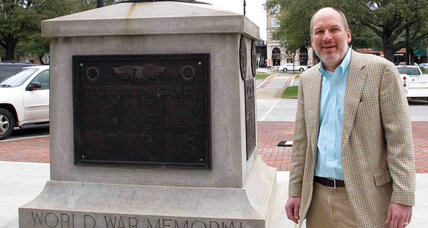 Sugar-coating history? Mayor pushes to desegregate South Carolina war memorial.