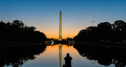 No, the Washington Monument isn't shrinking: What's behind the headlines