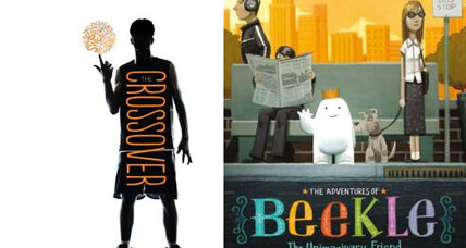 Newbery and Caldecott Medals go to 'The Crossover,' 'The Adventures of Beekle'