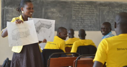 One college fights South Sudan's civil war in the classroom