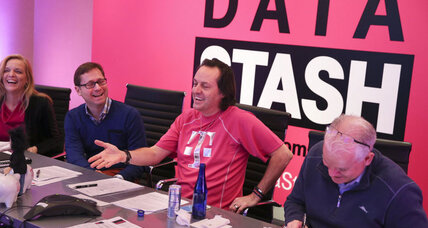 'Un-carrier' T-Mobile reverses its losing streak