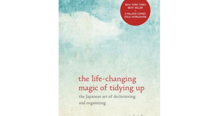'The Life-Changing Magic of Tidying Up' stays strong on bestseller lists