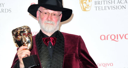 Terry Pratchett: Collection of early stories wins over critics