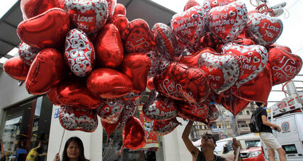 Valentine's Day: Bookstores take part in celebrations