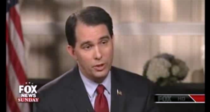Wisconsin's Walker admits flip on immigration