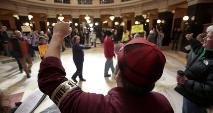 Wisconsin going 'right to work': What's the impact for jobs and incomes?