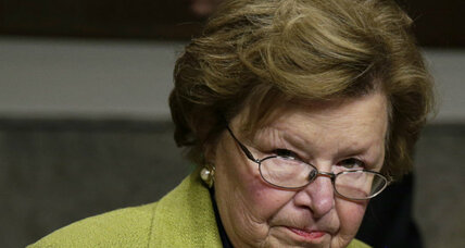 Sen. Barbara Mikulski retiring: Will Martin O'Malley run?