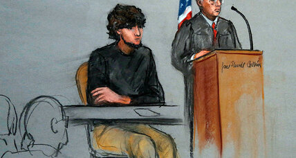 Prosecutors want panels of boat – where Tsarnaev was caught – brought to court