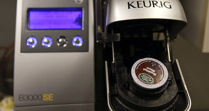 Environmental trouble brewing for the K-Cup?