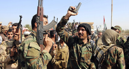 Battle for Tikrit: To recapture Sunni city, Iraq sends mostly Shiite force (+video)