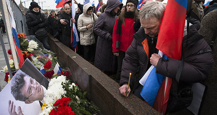 Nemtsov joins long list of those assassinated in post-Soviet Russia
