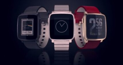 Pebble Time Steel classes up the popular smart watch, breaking Kickstarter records