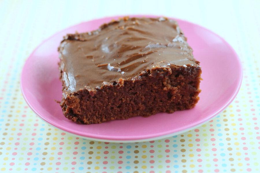 Old Fashioned Chocolate Cake America