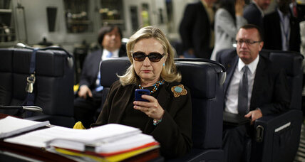 Hillary Clinton personal e-mail: big deal or business as usual?
