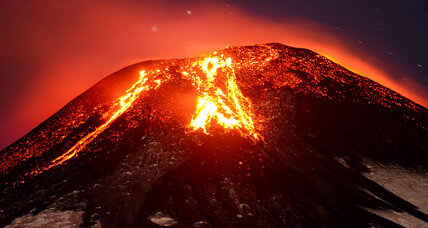 Could that volcano in Chile slow global warming?