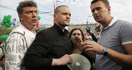 For Russia's opposition, loss of Nemtsov is about more than the man (+video)