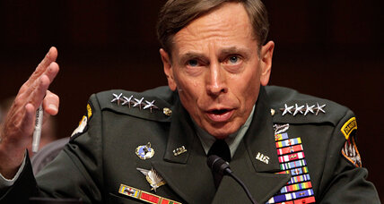 Ex-CIA chief David Petraeus pleads guilty to mishandling classified materials