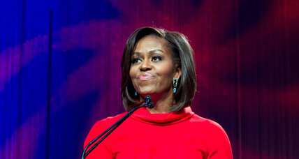 Spring break: The real reason Michelle Obama is going to Japan