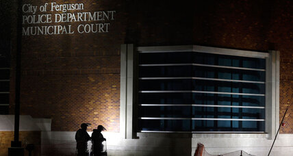 Justice Department report rips Ferguson police: why that's not whole story