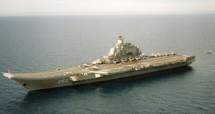 Russian Navy plans new supercarrier, but will it ever float?