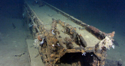 More than a rich man's hobby? Microsoft co-founder may have discovered a WWII battleship.