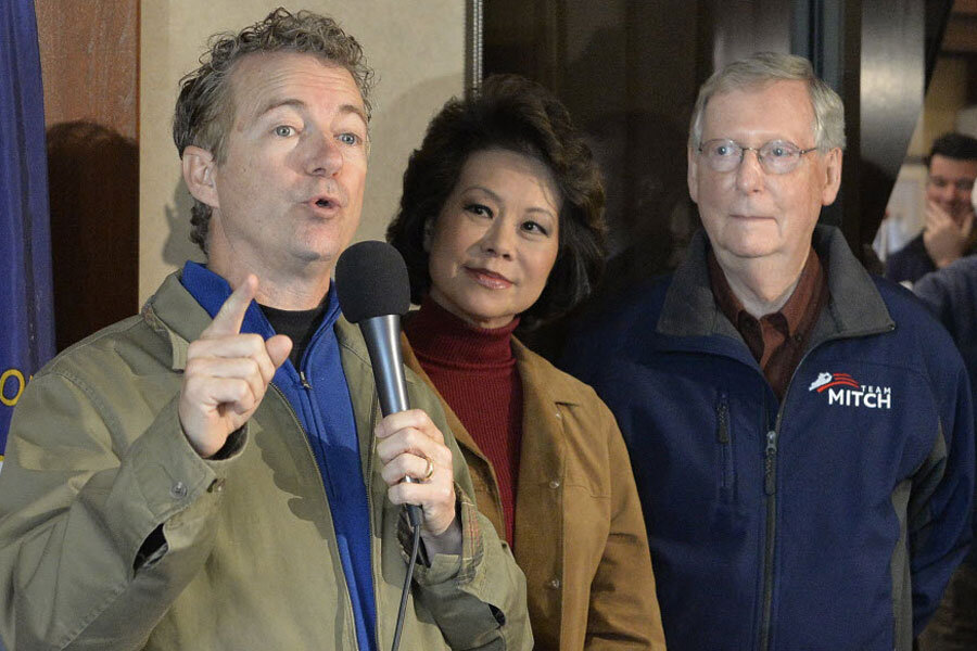 Kentucky's odd couple: the symbiotic friendship of Rand Paul and ...
