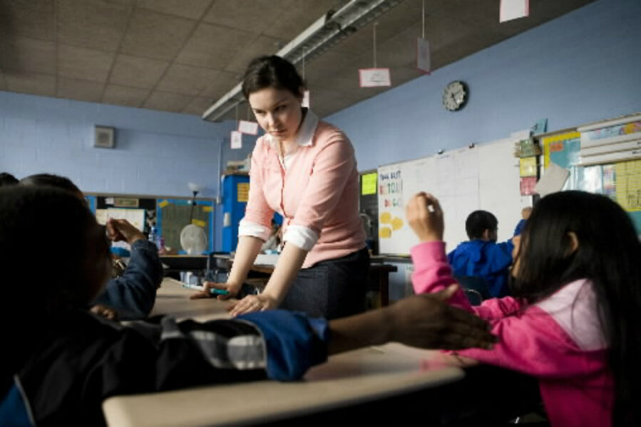 Are barely trained teachers just as good as education majors? Looks